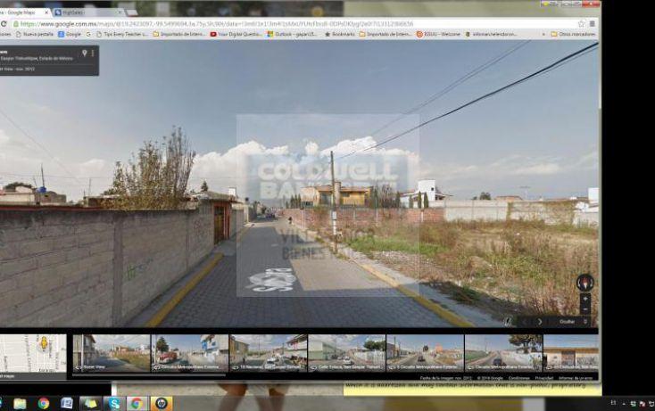 Foto de terreno habitacional en venta en sonora, san gaspar tlahuelilpan, metepec, estado de méxico, 1337161 no 07