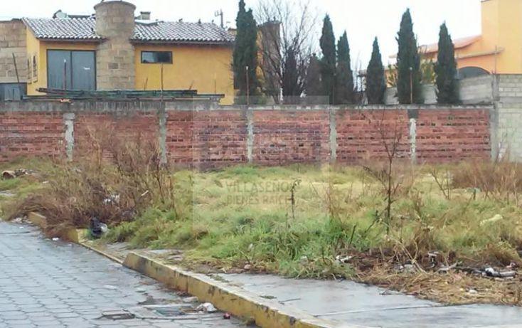 Foto de terreno habitacional en venta en sonora, san gaspar tlahuelilpan, metepec, estado de méxico, 1337161 no 10