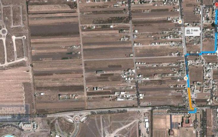 Foto de terreno habitacional en venta en sonora, san gaspar tlahuelilpan, metepec, estado de méxico, 1337161 no 11