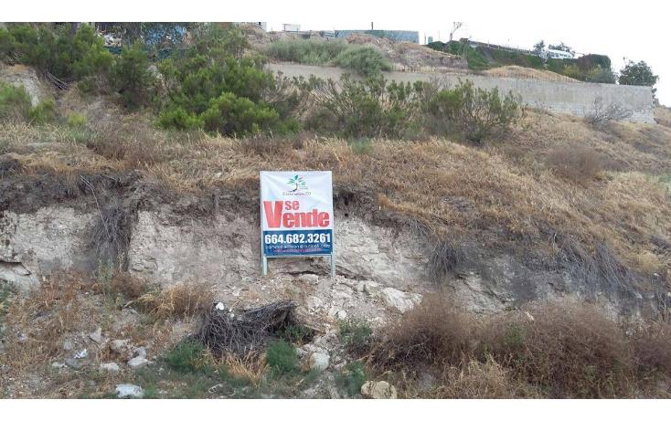 Foto de terreno habitacional en venta en  , sonora, tijuana, baja california, 1489251 No. 04