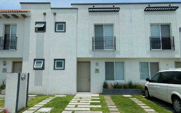 Foto de casa en renta en  , sonterra, querétaro, querétaro, 2020117 No. 01