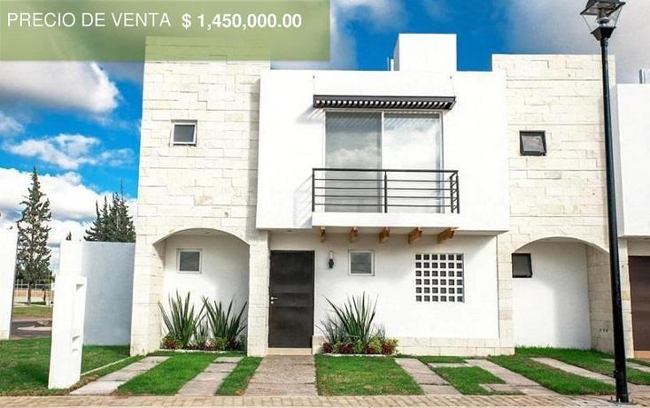 Foto de casa en venta en  , sonterra, querétaro, querétaro, 2031902 No. 01