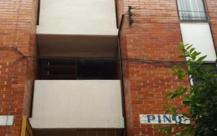 Foto de departamento en venta en sor juana inés de la cruz 10 edificio pino depto. 31 , tlalnepantla centro, tlalnepantla de baz, méxico, 1784966 No. 01