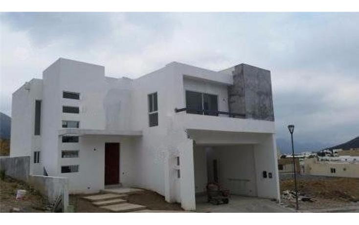 Foto de casa en venta en  , soria, monterrey, nuevo león, 1579608 No. 01