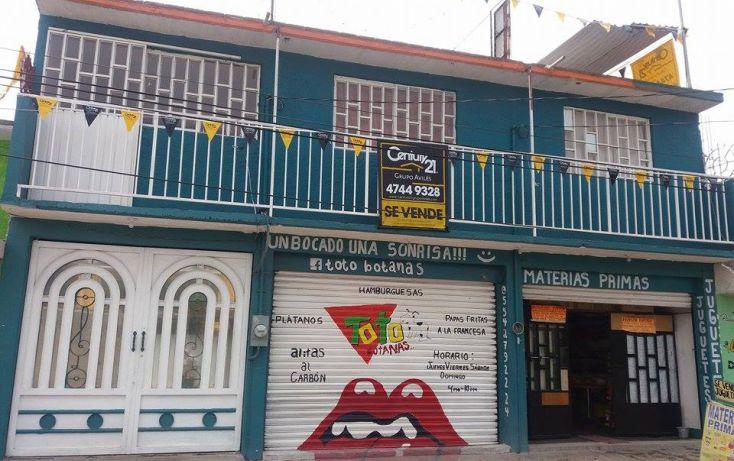 Foto de casa en venta en sostenes rocha, los reyes, tultitlán, estado de méxico, 1963473 no 01