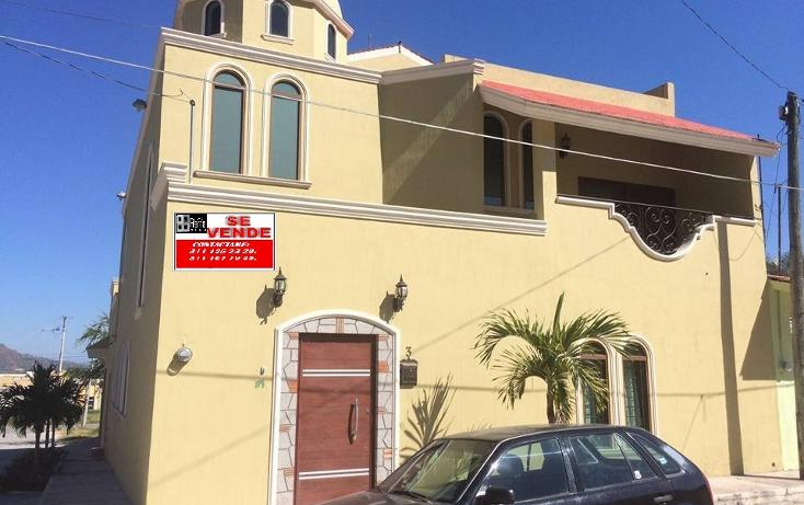 Foto de casa en venta en  , spauan, tepic, nayarit, 1598260 No. 01