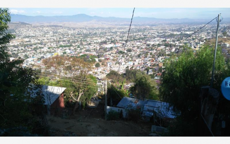 Foto de terreno habitacional en venta en sta rosa panzacola, lomas  san jacinto 1a,2a,3a,4a,5a,6a,7a, y 8a secc, oaxaca de juárez, oaxaca, 895931 no 04