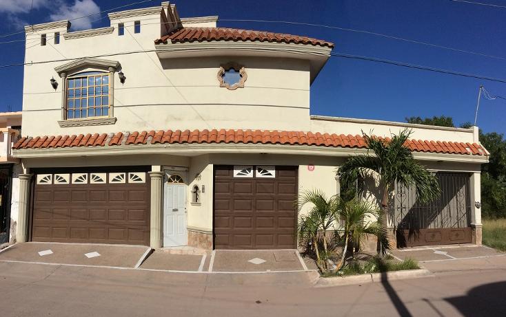 Foto de casa en venta en  , stase los álamos, ahome, sinaloa, 1463155 No. 02
