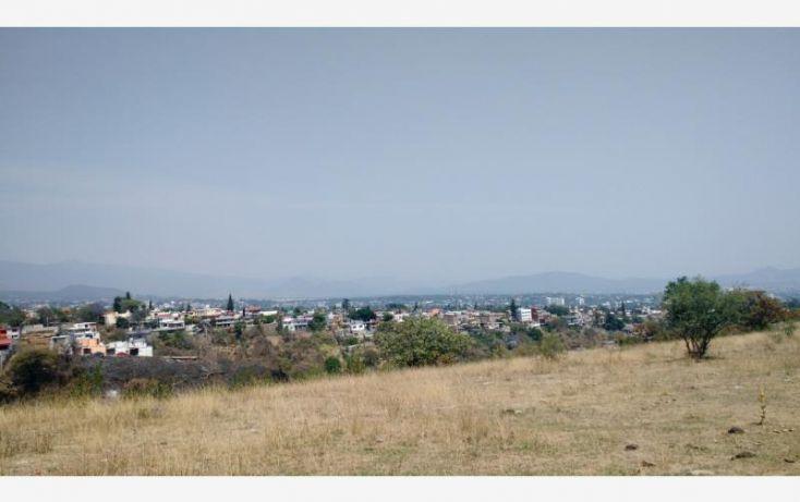 Foto de terreno habitacional en venta en subida a chalma 36, del bosque, cuernavaca, morelos, 1786664 no 01