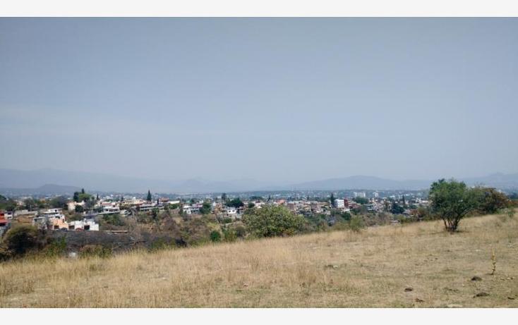 Foto de terreno habitacional en venta en subida a chalma 36, lomas de atzingo, cuernavaca, morelos, 1786664 No. 01