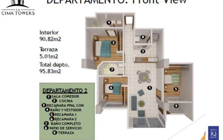 Foto de departamento en venta en subida al campanario 1, colinas del parque, querétaro, querétaro, 1850234 no 08