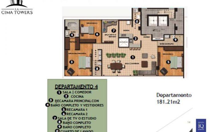 Foto de departamento en venta en subida al campanario 1, colinas del parque, querétaro, querétaro, 1850234 no 11