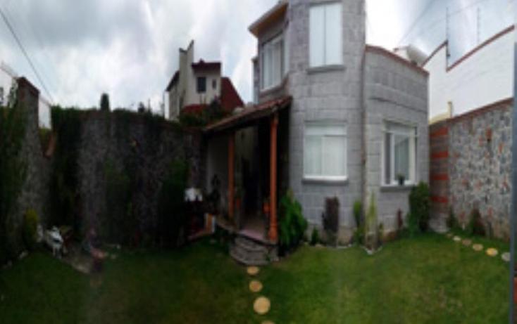 Foto de casa en venta en subida chalma 137, adolfo ruiz cortines, cuernavaca, morelos, 1589174 No. 01