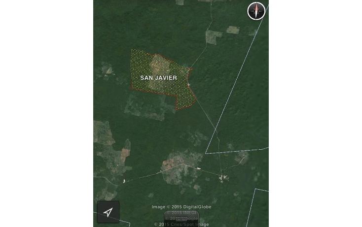 Foto de rancho en venta en  , sudzal chico, tzucacab, yucat?n, 1658955 No. 02