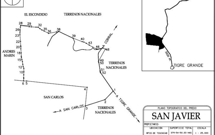 Foto de rancho en venta en  , sudzal chico, tzucacab, yucat?n, 1658955 No. 03
