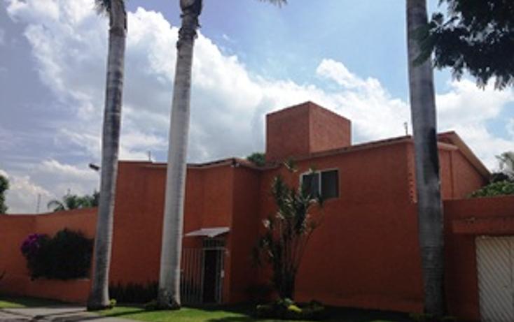 Foto de casa en venta en  , sumiya, jiutepec, morelos, 1260041 No. 01