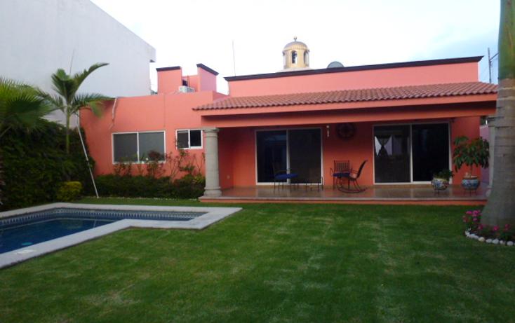 Foto de casa en venta en  , sumiya, jiutepec, morelos, 1438259 No. 01