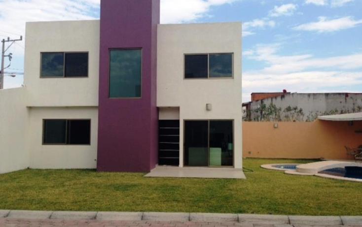 Foto de casa en venta en  , sumiya, jiutepec, morelos, 769963 No. 01