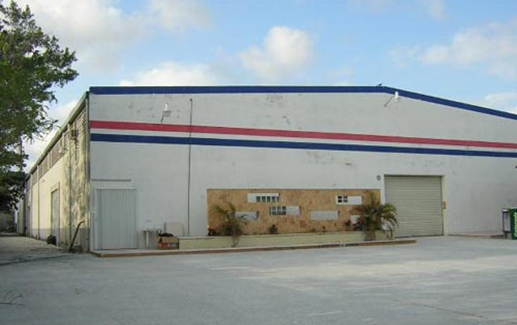 Foto de nave industrial en renta en  , supermanzana 10, benito juárez, quintana roo, 1191299 No. 04