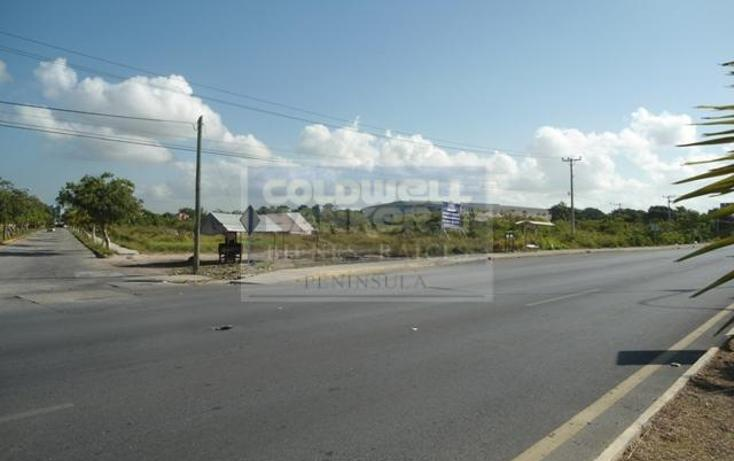 Foto de terreno comercial en venta en  , supermanzana 104, benito juárez, quintana roo, 1839538 No. 06