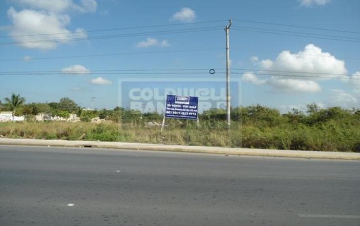 Foto de terreno comercial en venta en  , supermanzana 104, benito juárez, quintana roo, 1839538 No. 09
