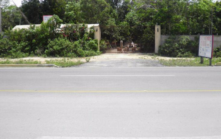 Foto de terreno comercial en venta en, supermanzana 106, benito juárez, quintana roo, 1052533 no 05