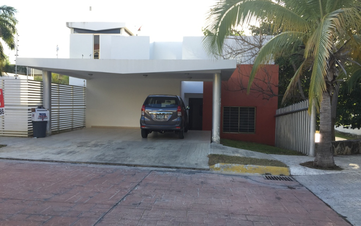 Foto de casa en renta en  , supermanzana 11, benito juárez, quintana roo, 1259153 No. 01