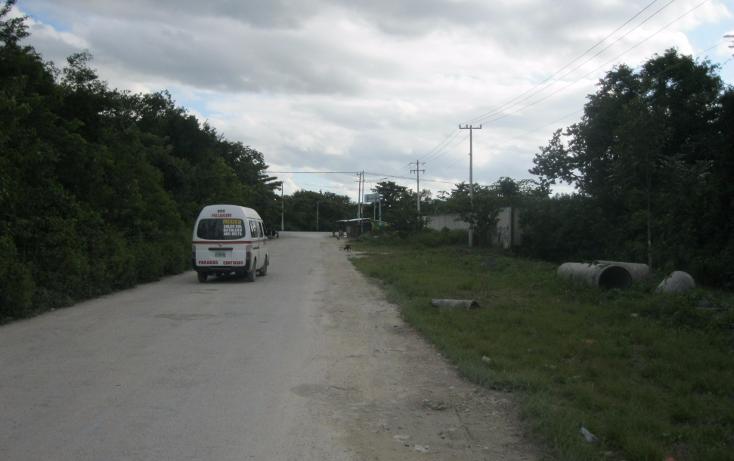 Foto de terreno habitacional en venta en  , supermanzana 117, benito juárez, quintana roo, 1637738 No. 02