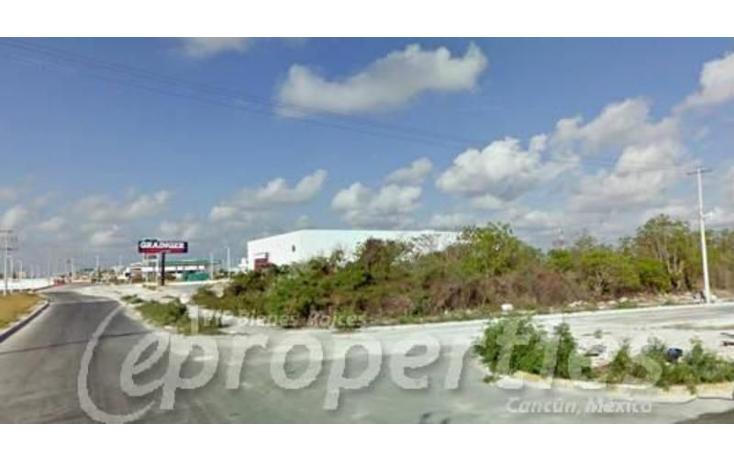 Foto de terreno habitacional en venta en  , supermanzana 14, benito ju?rez, quintana roo, 1115533 No. 03