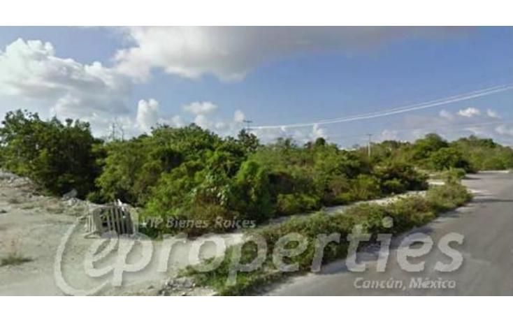 Foto de terreno habitacional en venta en  , supermanzana 14, benito ju?rez, quintana roo, 1115533 No. 05
