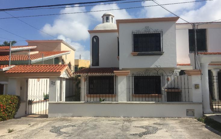 Foto de casa en venta en  , supermanzana 15a, benito juárez, quintana roo, 1985962 No. 01