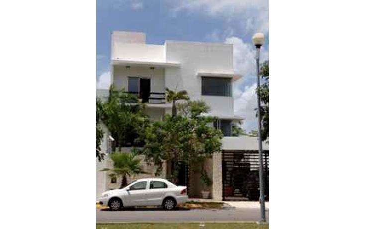 Foto de casa en venta en  , supermanzana 16, benito juárez, quintana roo, 1096317 No. 01