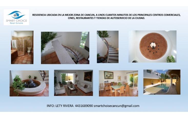 Foto de casa en venta en  , supermanzana 17, benito juárez, quintana roo, 1904360 No. 01