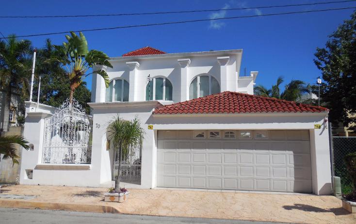 Foto de casa en venta en  , supermanzana 19, benito juárez, quintana roo, 1067205 No. 01