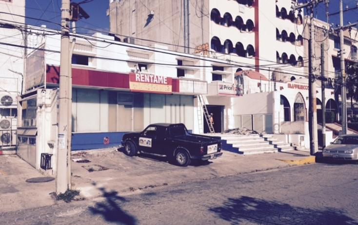 Foto de local en renta en  , supermanzana 2 centro, benito juárez, quintana roo, 1108951 No. 01