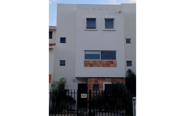Foto de casa en renta en  , supermanzana 20 centro, benito juárez, quintana roo, 1090743 No. 01