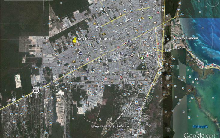 Foto de terreno habitacional en venta en, supermanzana 200, benito juárez, quintana roo, 1737528 no 05