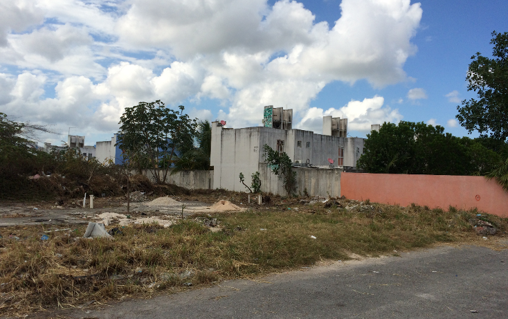 Foto de terreno habitacional en venta en  , supermanzana 216, benito juárez, quintana roo, 1956608 No. 03
