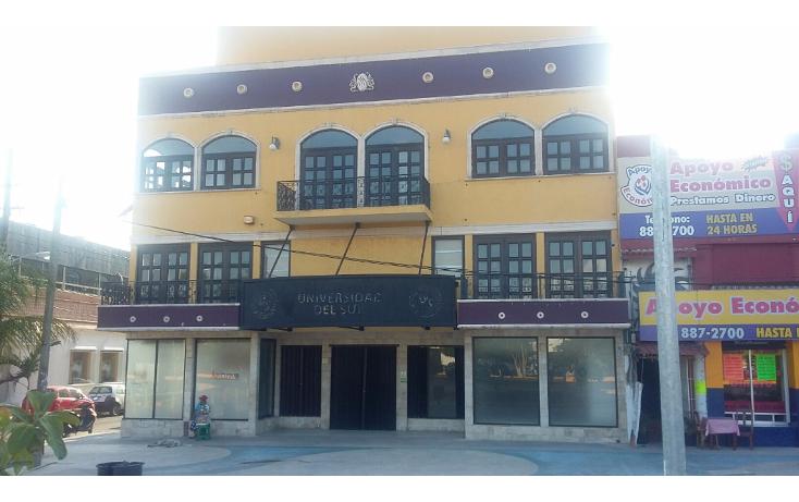 Foto de edificio en renta en  , supermanzana 22 centro, benito ju?rez, quintana roo, 1489703 No. 01
