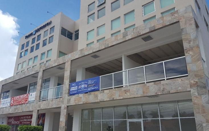 Foto de oficina en renta en  , supermanzana 22 centro, benito juárez, quintana roo, 944363 No. 01