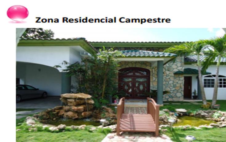 Foto de casa en venta en  , supermanzana 299, benito juárez, quintana roo, 1257145 No. 01