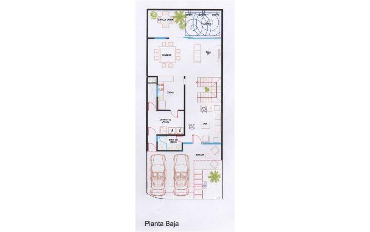 Foto de casa en venta en  , supermanzana 299, benito juárez, quintana roo, 1357589 No. 08