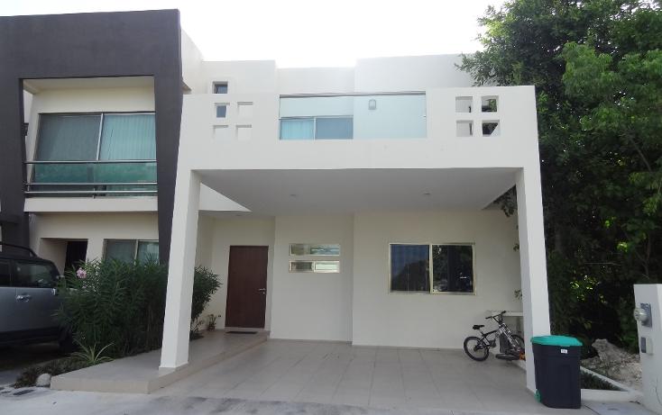 Foto de casa en renta en  , supermanzana 299, benito juárez, quintana roo, 1451389 No. 01