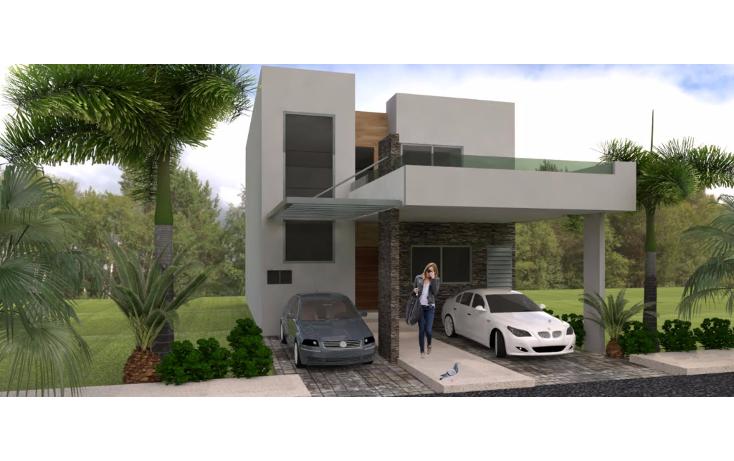 Foto de casa en venta en  , supermanzana 299, benito juárez, quintana roo, 1517813 No. 02