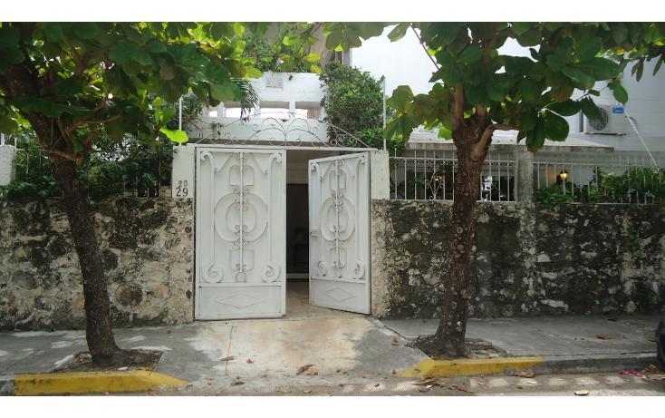 Foto de casa en venta en  , supermanzana 3 centro, benito juárez, quintana roo, 1292695 No. 21