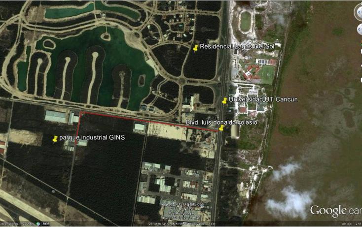 Foto de nave industrial en renta en  , supermanzana 301, benito juárez, quintana roo, 1063983 No. 10