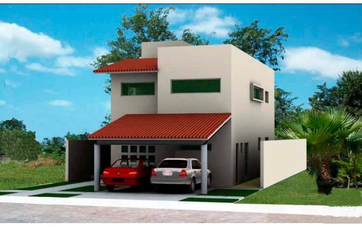 Foto de casa en venta en  , supermanzana 312, benito ju?rez, quintana roo, 1184655 No. 01