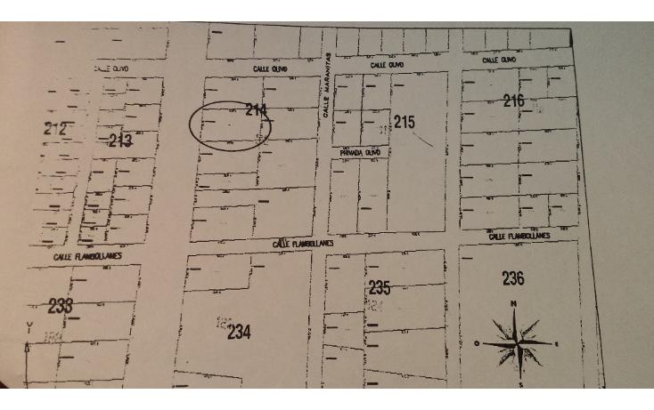 Foto de terreno habitacional en venta en  , supermanzana 312, benito juárez, quintana roo, 1199697 No. 02