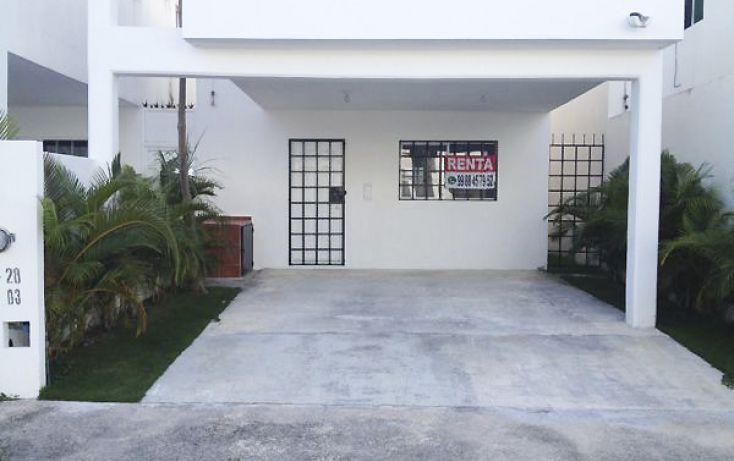 Foto de casa en condominio en renta en, supermanzana 312, benito juárez, quintana roo, 1275427 no 05