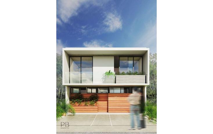Foto de casa en venta en  , supermanzana 312, benito ju?rez, quintana roo, 1817866 No. 01